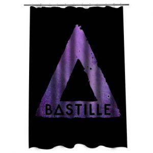 Bastille bandShower Curtain