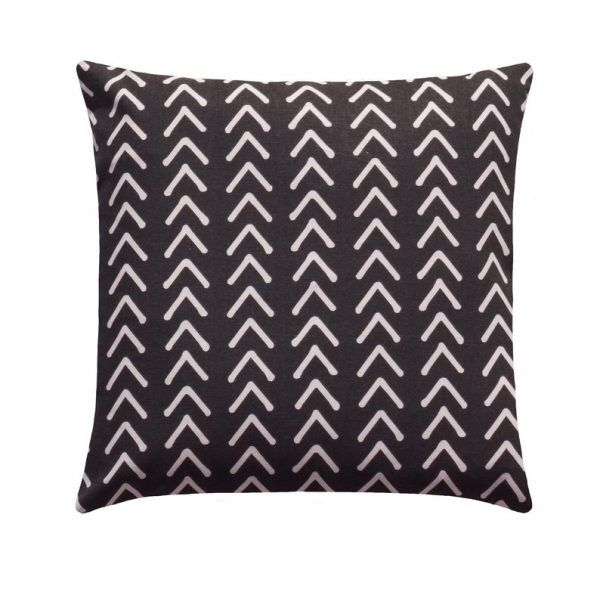 Black and White BohoPillow Case