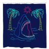 SharkShower Curtain