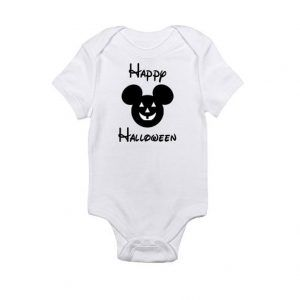 Disney Happy Halloween Baby Onesie