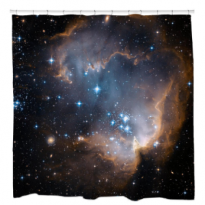Infant StarsShower Curtain