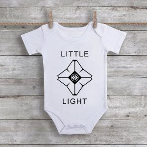 Little Light Destiny GhostBaby Onesie