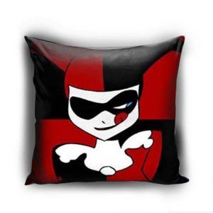Harley Quinn Batman Joker Cute Pillow Case