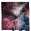 Star-Forming Carina NebulaShower Curtain