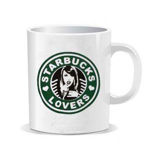 Taylor swift starbucks lovers Ceramic Mug