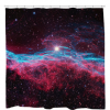 Veil Nebula Shower Curtain