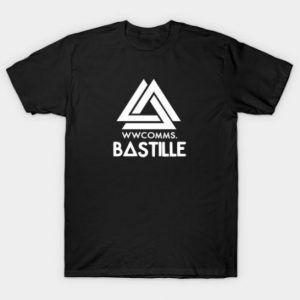 WWCOMMS. BASTILLE Tee Shirt