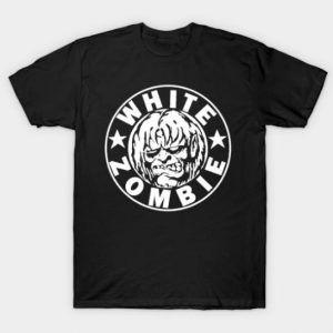 White Zombie Tee Shirt