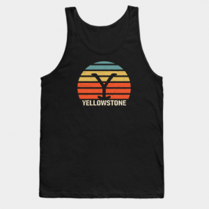 Vintage Yellowstone National Park Tank top