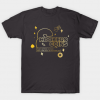 Hookers and Coins 2 - golden Tee Shirt