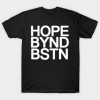 Hope Beyond Boston Tee Shirt
