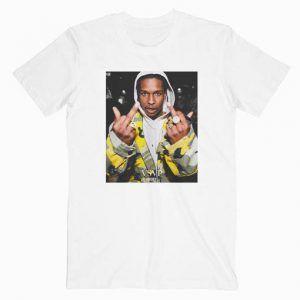 ASAP Rocky Tee Shirt