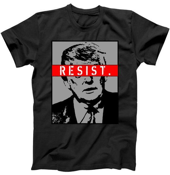 Resist. President Donald Trump Anti Trump The Resistance Tee Shirt