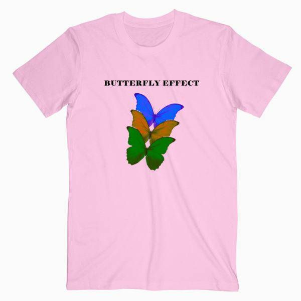 Travis Scott Butterfly Tee Shirt