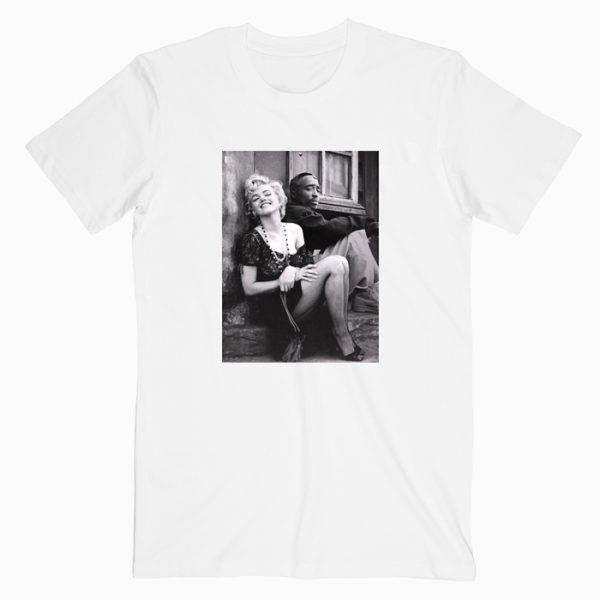 Tupac Marilyn Monroe Tee Shirt