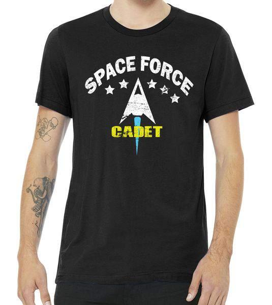 Space Force Cadet Premium Tee Shirt
