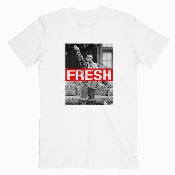 Will Smiith Fresh Tee Shirt