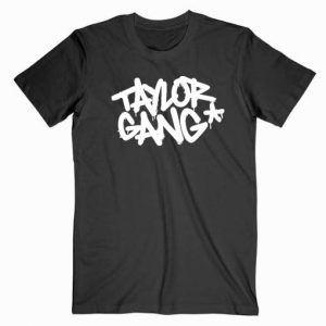 Wiz Khalifa Taylor Gang Tee Shirt