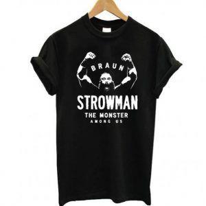 Braun Strowman Tee Shirt