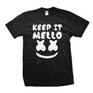 DJ Marshmello Tee Shirt