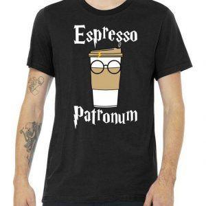 Espresso Patronum Funny Coffee Tee Shirt