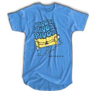 Friends Tv Show Pivot Tee Shirt