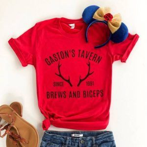 Gaston's Tavern Tee Shirt