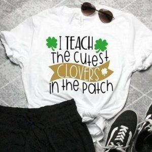 I Teach the Cutest Tee Shirt