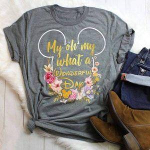 Mickey Mouse Tee Shirt