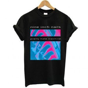 Nine Inch Nails Pretty Hate Machine Tee Shirt