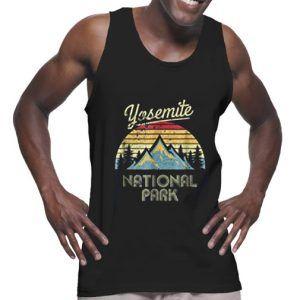 Vintage-Retro-Yosemite-National-Park-Mountain-Tank-Top-Size-S-3XL
