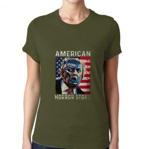American-Horror-Story-Green-T-Shirt