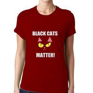 Black-Cats-Matter-T-Shirt