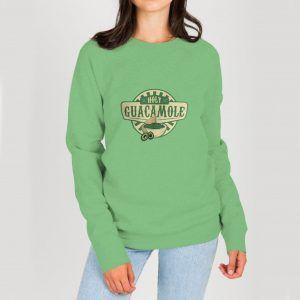 Holy-Guacamole-Green-Sweatshirt