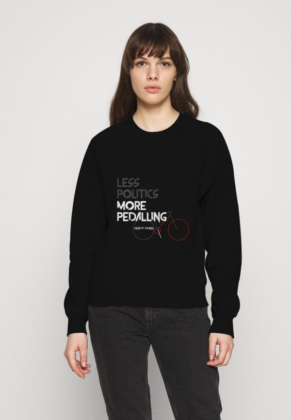 Less-Politics-More-Pedalling-Sweatshirt