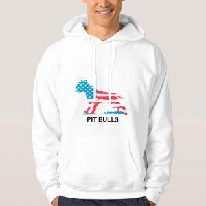 Pit-Bulls-Day-White-Hoodie