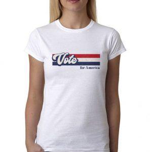 Vote-For-America-White-T-Shirt