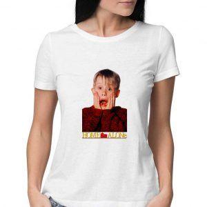 Home-Alone-White-T-Shirt