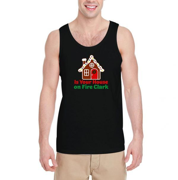 Is-Your-House-on-Fire-Clark-Black-Tank-Top