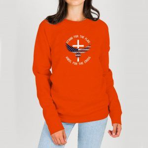 Stand-For-The-Flag-Orange-Sweatshirt