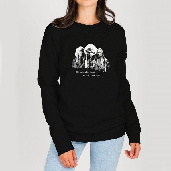 We-Build-The-Wall-Sweatshirt