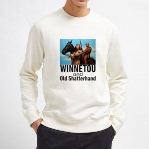 Winnetou-And-Old-Shatterhand-Sweatshirt