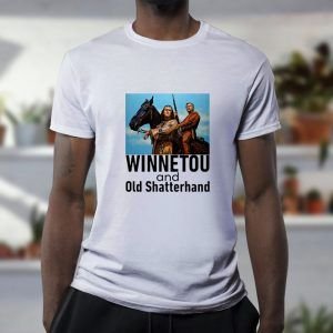 Winnetou-And-Old-Shatterhand-T-Shirt