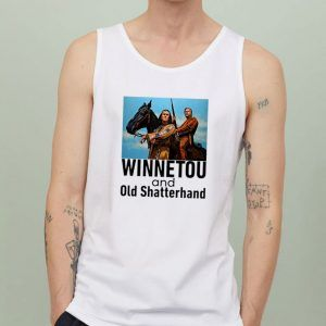 Winnetou-And-Old-Shatterhand-Tank-Top